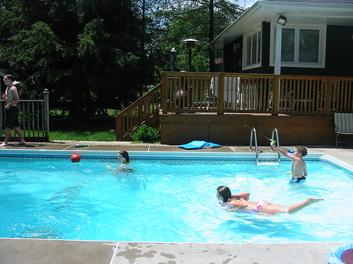 Cost To Install Inground Swimming Pool